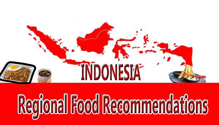 Indonesian Regional Food Recommendations